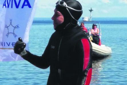Tadoussac accueille la Sirène du Québec au quai de la Marina