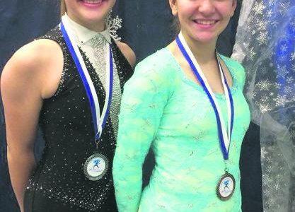 Deux patineuses du CPA de Forestville se distinguent