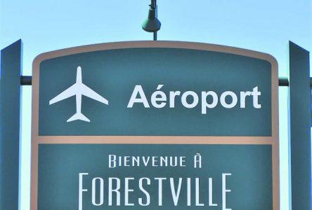 L'aéroport de Forestville est de plus en plus achalandé