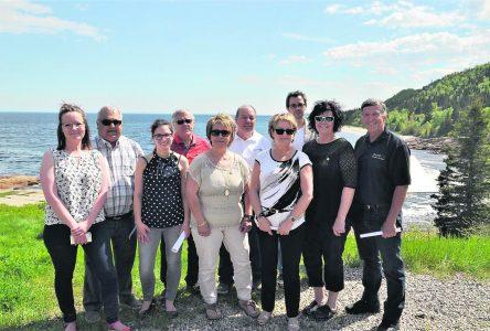 La Vérité sur l'Affaire Harry Quebert tournée sur une plage de la Baie-Verte