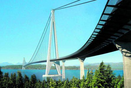 La MRC de Manicouagan veut un pont sur le Saguenay
