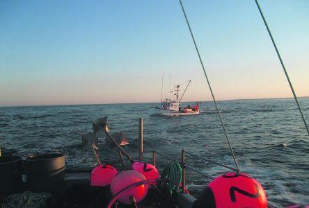 Gill s'inquiète pour les pêcheurs de la région