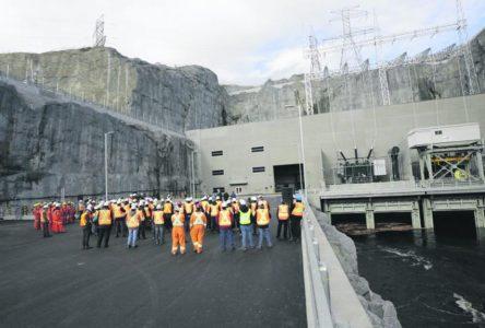 Pas d'autres projets de barrages dans les cartons pour Couillard