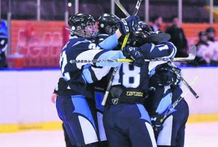 Ligue d'Excellence du Québec – Les Nord-Côtiers jouent pour une moyenne de .500