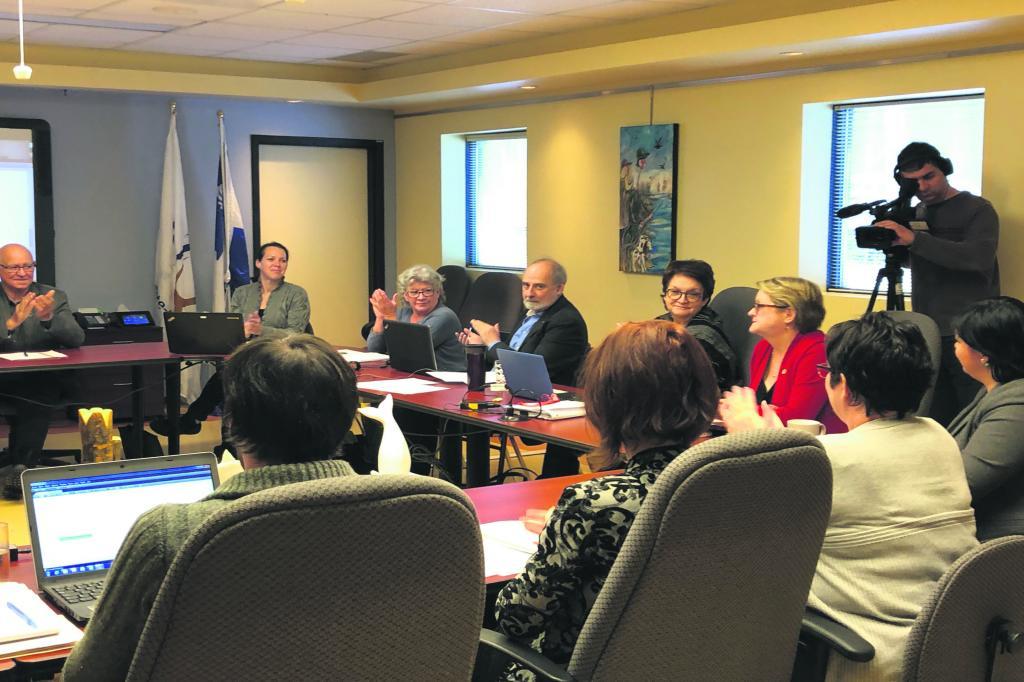 Micheline Anctil revient à la préfecture de la MRC de La Haute-Côte-Nord