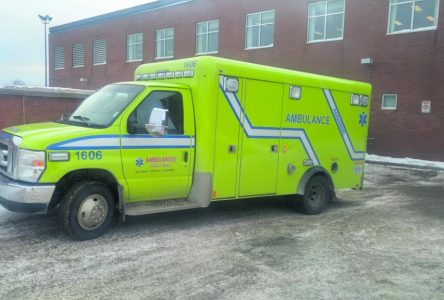 Ambulances Côte-Nord passe aux mains de Paraxion