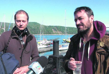 Tadoussac et le fjord du Saguenay en toile de fond