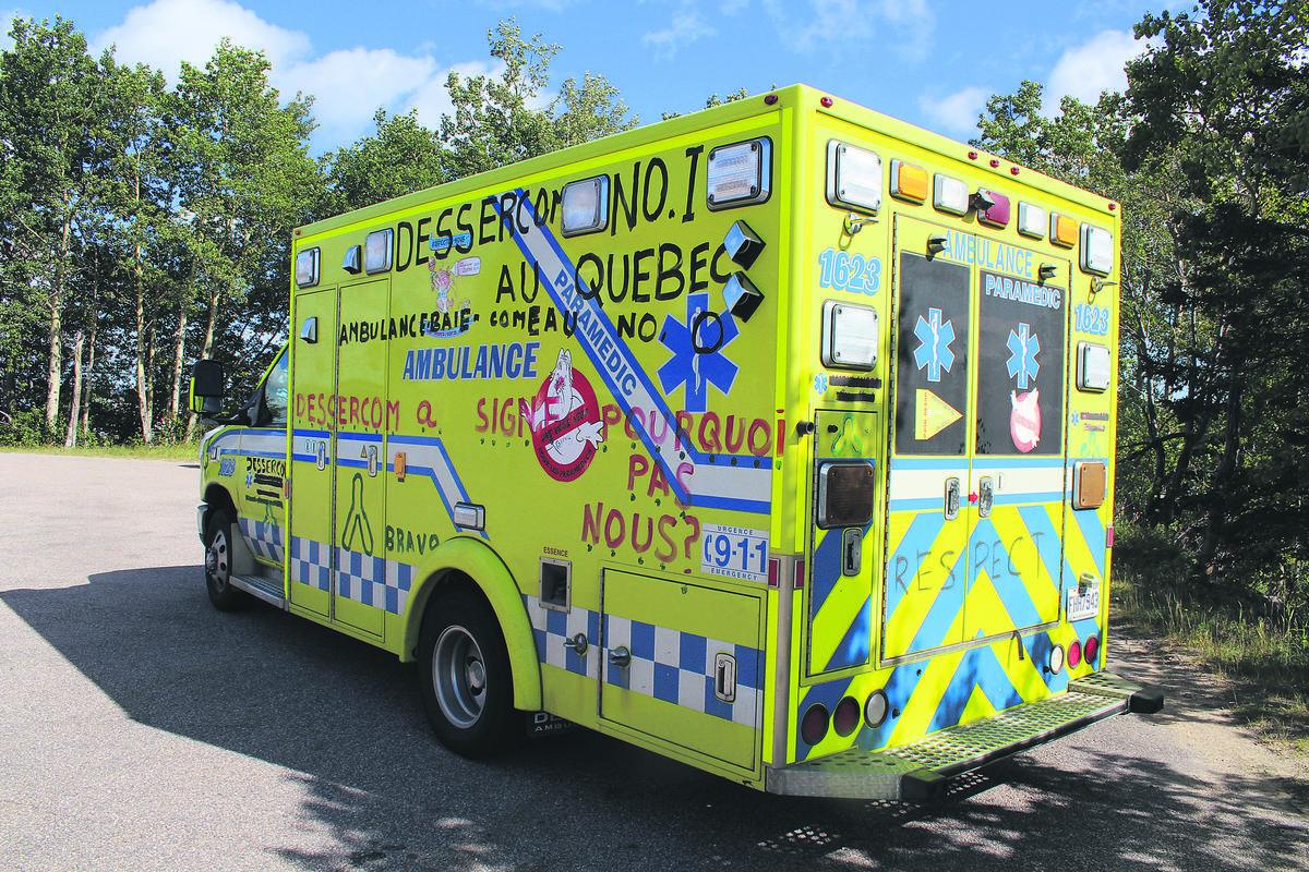 Ambulances Côte-Nord manque de monde