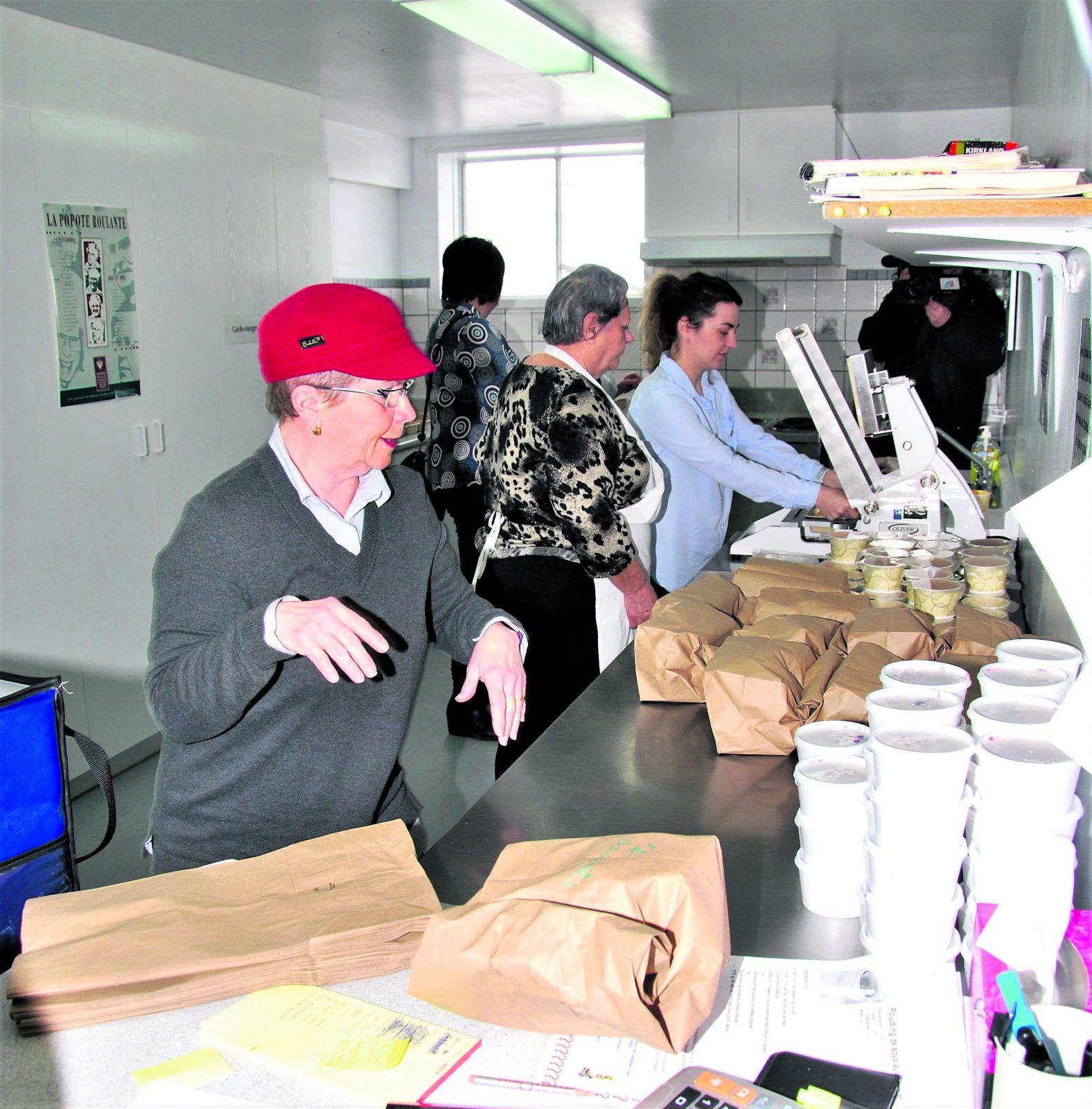 La popote roulante du Centre d'action bénévole le Nordest – Une présence rassurante depuis 23 ans