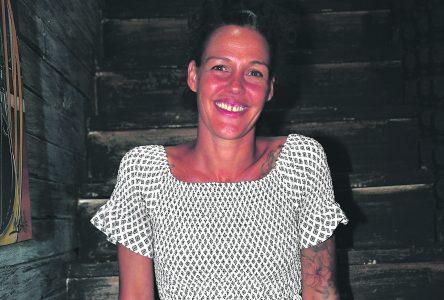 Linda Isabelle, artiste à plein temps