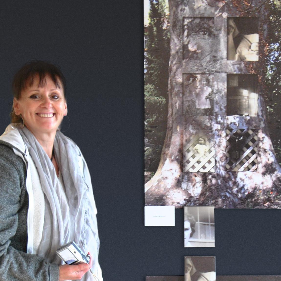 Marline Charbonneau donne une seconde vie à ses photographies