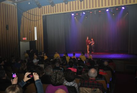 L'auditorium est déclaré insalubre et non sécuritaire