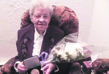 Irène Morency décède à 91 ans