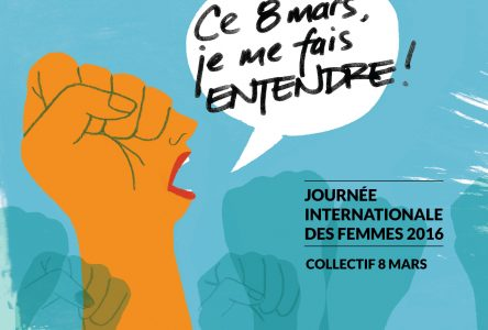 Journée internationale des femmes : se faire entendre pour l'égalité et la justice