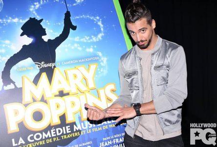 Nouvelle production sur la scène montréalaise : Matt Tremblay fait partie de la distribution de Mary Poppins