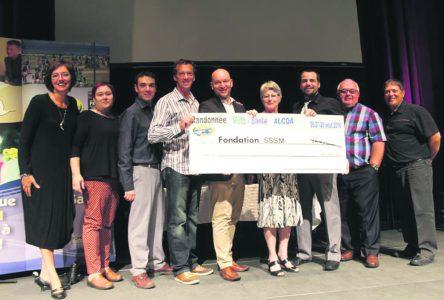 Avec 122 000 $ : objectif atteint pour la Randonnée Vélo Santé – Alcoa