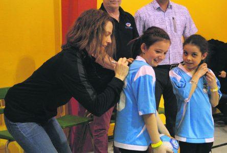 Amy Walsh a le soccer à cœur
