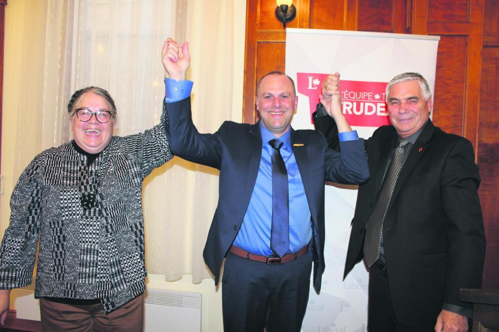Le libéral Dave Savard est en selle pour l'élection fédérale