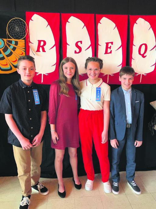 L'école Marie-Immaculée se distingue au Gala du RSEQ