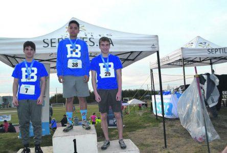 Une compétition relevée au championnat        régional d'athlétisme