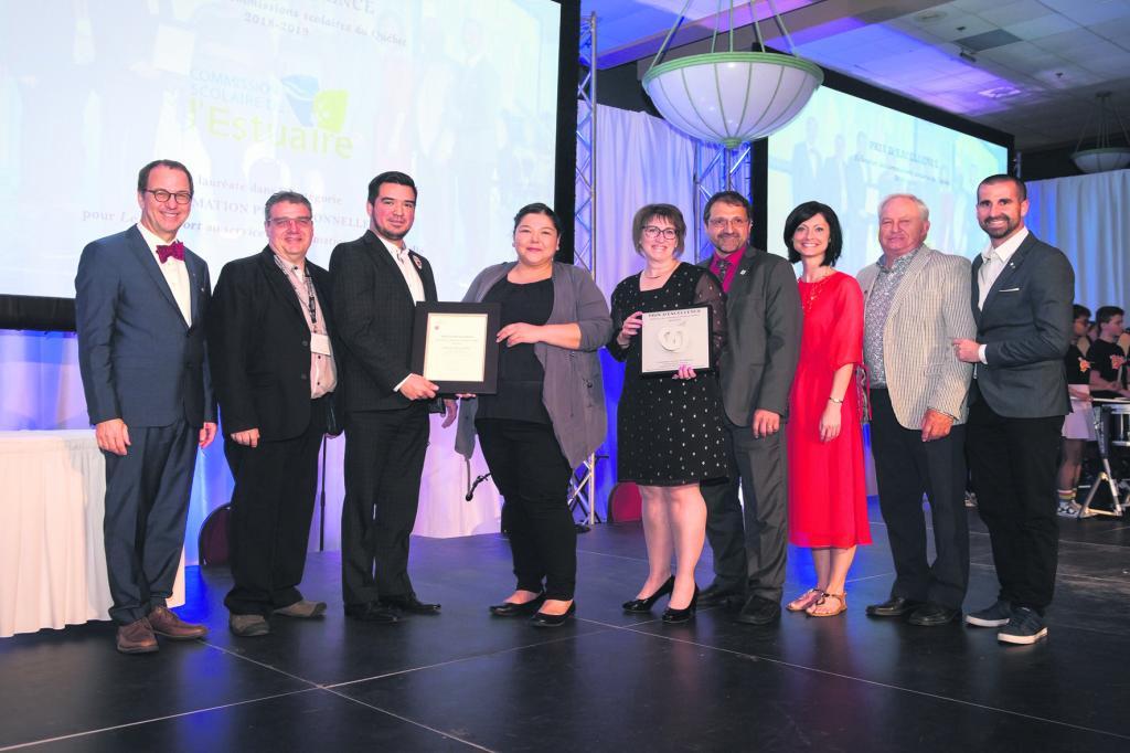 Le CFP de l'Estuaire remporte un prix d'excellence
