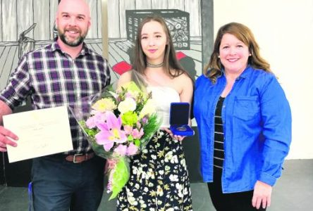 Poly des Berges – Gabrielle Boutin décroche la médaille du gouverneur général
