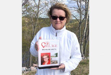 Prix Coup de cœur Bel Âge magazine pour Micheline Anctil