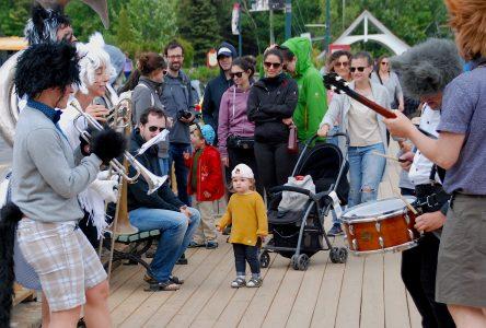 Le 36<sup>e</sup> Festival de la Chanson de Tadoussac bat son plein