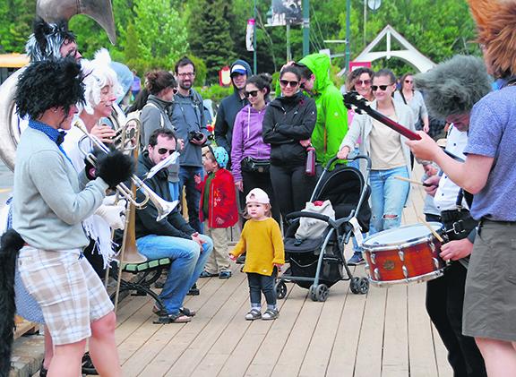 Festival de la Chanson de Tadoussac : 36 ans et en bonne santé