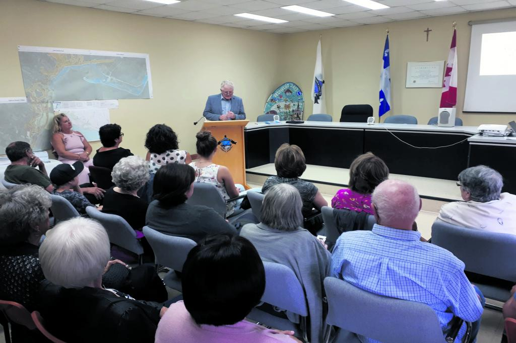 Pierre Lamoureux rend hommage à la Côte-Nord