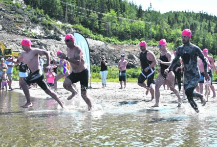 L'engouement se poursuit pour la Traversée du lac Gobeil