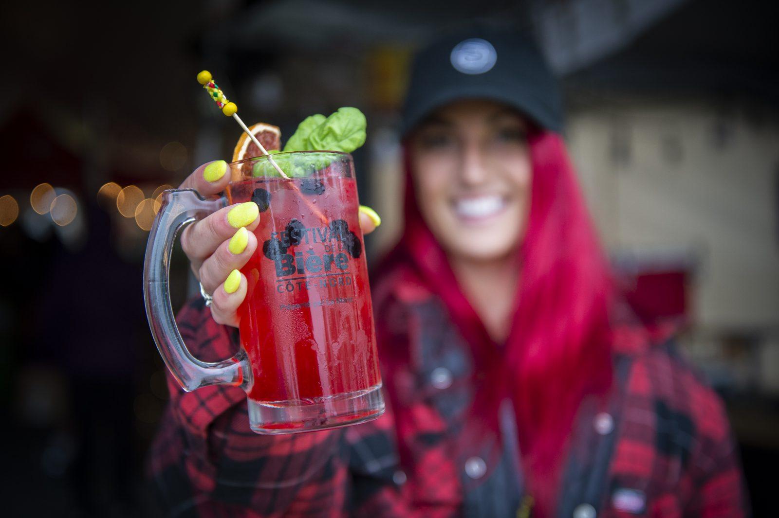 Les Nord-Côtiers consomment moins souvent d'alcool, mais avec plus d'excès