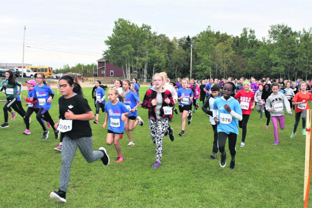 L'Invitation locale de cross-country est de retour