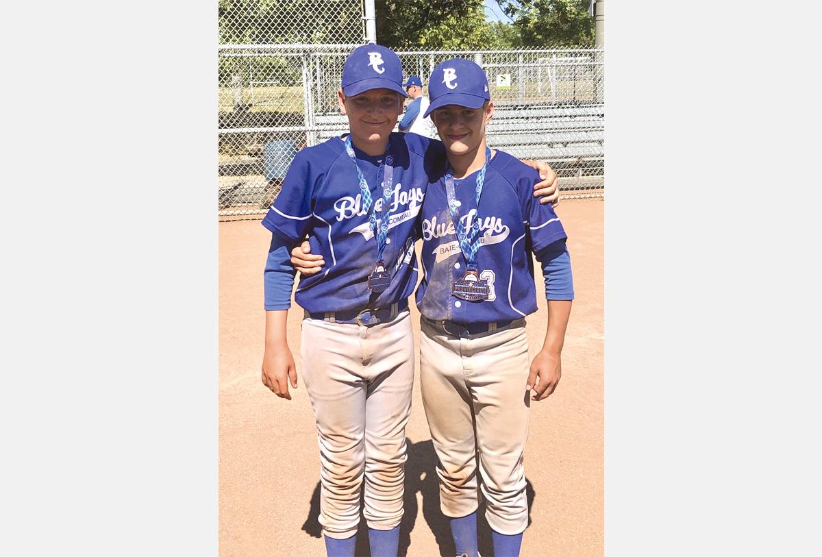 Baseball Québec : trois médailles pour la Côte-Nord
