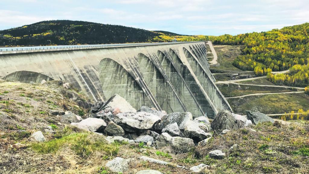 Cinquante ans de l'inauguration du barrage Daniel-Johnson – Pas de quoi fêter pour Pessamit