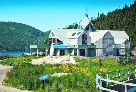 Le Centre d'interprétation des mammifères marins encouragé à poursuivre sa mission