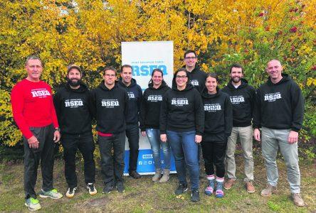 Nouveaux administrateurs au RSEQCôte-Nord