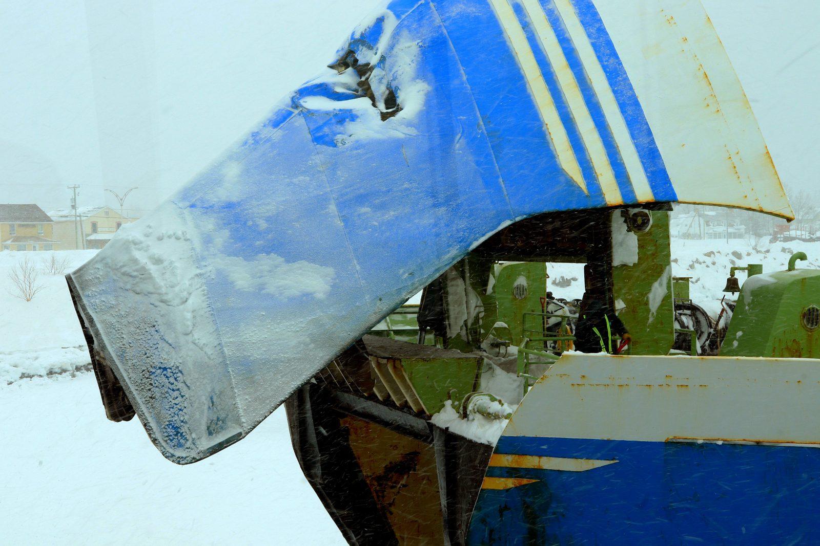 Accident de l'<i>Apollo</i> à Godbout : les moteurs et l'expérience du capitaine en cause