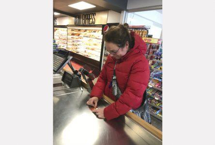 Des « gratteux » s'ajoutent à la campagne d'achat local