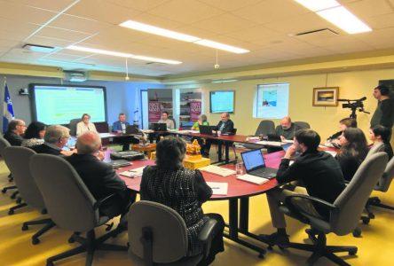 Aides financières et budget à la hausse pour la MRC