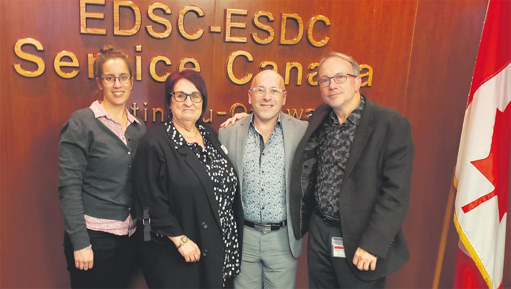 L'est du Canada représenté au forum de l'assurance-emploi