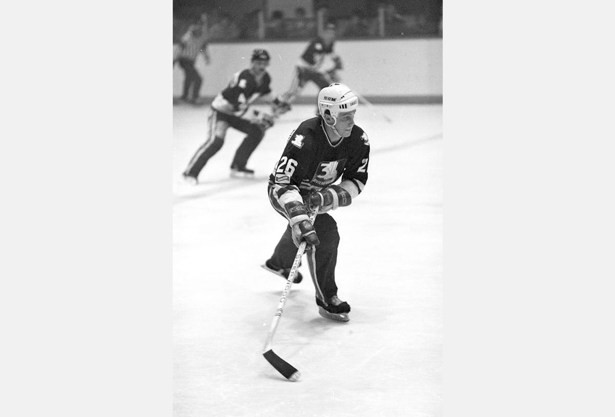Marc Roy : Une légende du hockey