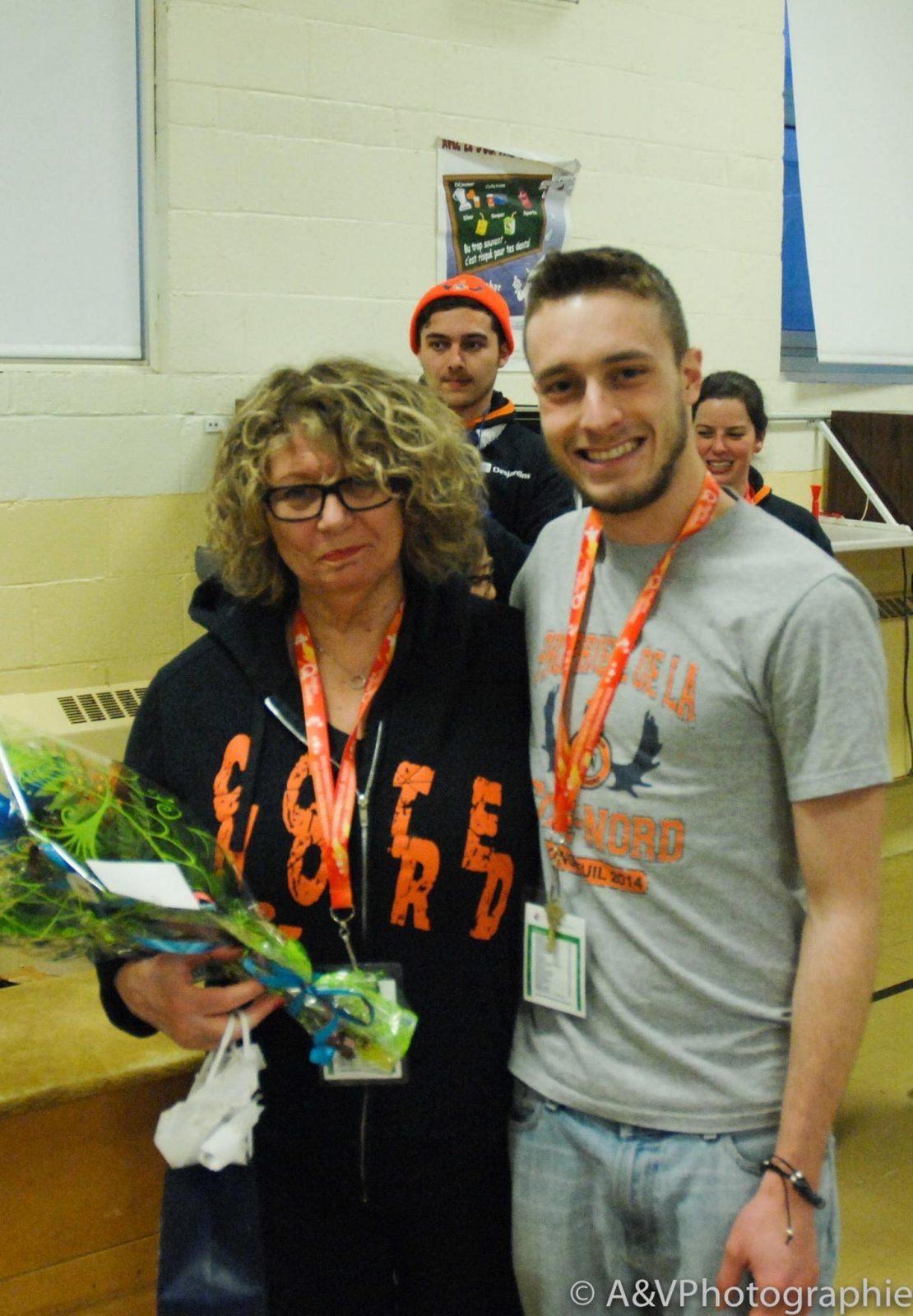 La Côte-Nord perd sa « maman » des Jeux du Québec