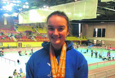 Athlétisme : Doublé de bronze pour Léa Dufour