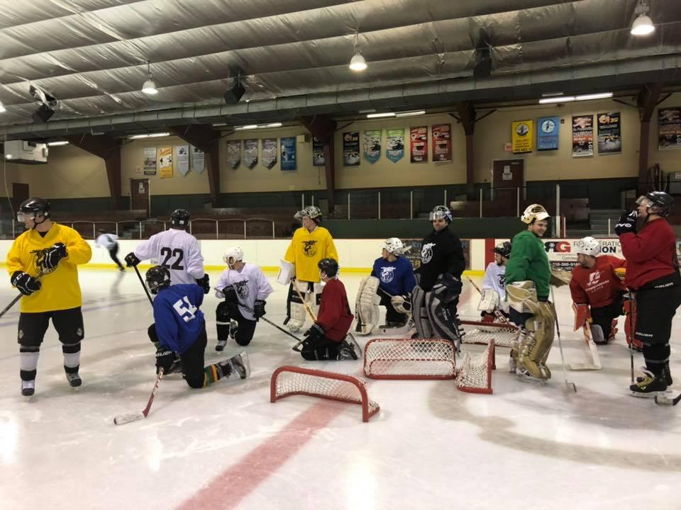 Tournoi de hockey Vieux Poêle : 66 joueurs attendus