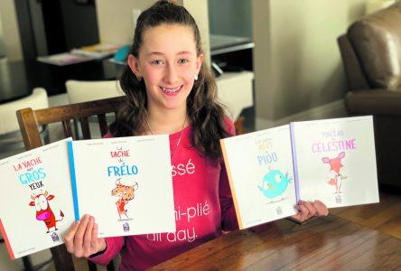 Lancement d'un premier livre : Marika Jean raconte le partage