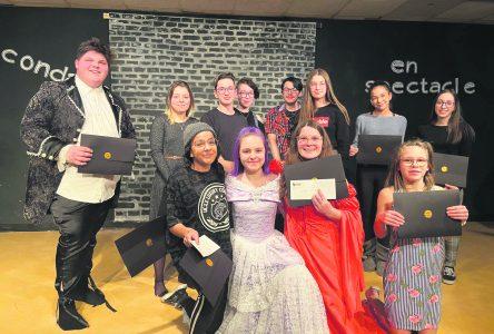 Secondaire en spectacle : huit Hautnord-côtiers à la finale régionale