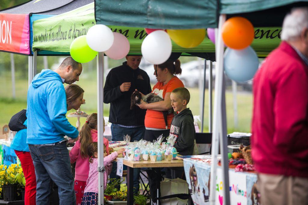 La grande journée des petits entrepreneurs invite les familles à cultiver l'entrepreneuriat