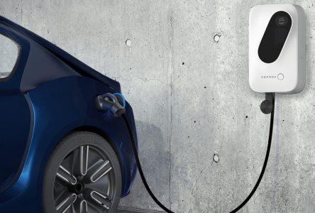 Le nombre de véhicules électriques bondit sur la Côte-Nord