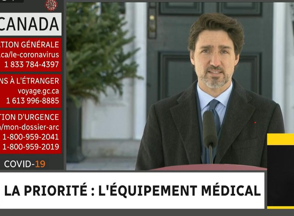 Ottawa élargira la Prestation canadienne d'urgence